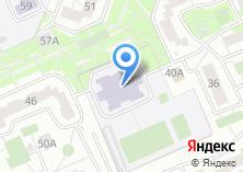 Компания «Средняя общеобразовательная школа №1931» на карте