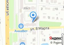 Компания «Ателье на Симферопольской» на карте