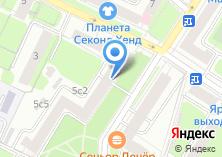 Компания «Секонд-хенд на Черняховского» на карте