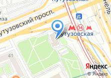 Компания «Дорогомиловский межрайонный следственный отдел» на карте