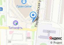 Компания «Автомойка на Симферопольской» на карте