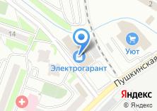 Компания «Магазин электрики ELEKTRO-GARANT.RU» на карте