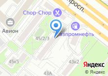 Компания «IKidz.ru» на карте
