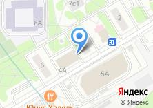 Компания «АкаДОМия» на карте