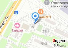 Компания ««Техно М»  - Компания «Техно М»» на карте