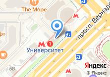 Компания «Пивная 01» на карте