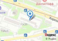 Компания «Типография Листовая» на карте