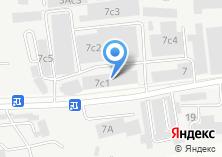 Компания «Спецхимтех» на карте