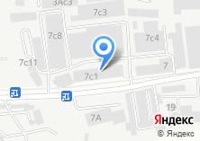 """Компания «""""рентпром""""» на карте"""
