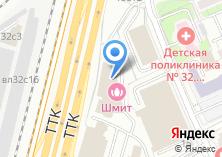 Компания «Внешрезерв» на карте