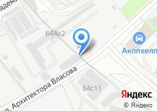 Компания «ДРСУ Дорожное ремонтно-строительное управление» на карте