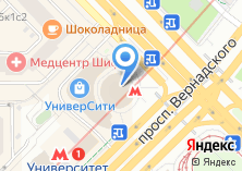 Компания «Станция Университет» на карте