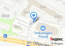 Компания «Окномойка» на карте