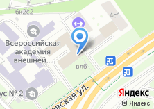 Компания «Перевозка-тел.рф» на карте
