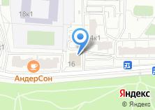 Компания «Совет ветеранов района Воронцово» на карте