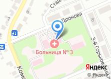 Компания «Городская больница №8» на карте