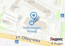 Компания «РОЛЬФ-ЮГ» на карте
