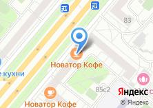 Компания «Официальный дилер-представитель TURRI» на карте