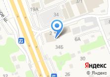 Компания «Универсам» на карте