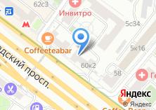Компания «СтудиА» на карте