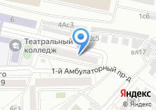 Компания «Фишка» на карте