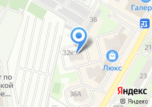 Компания «Биосалон Нестеровой Елены» на карте