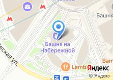 Компания «МДСК» на карте