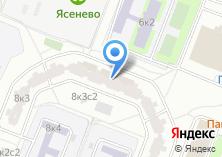 Компания «Принтер.ру» на карте