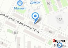 Компания «ДЕЗ района Коптево» на карте