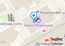 Компания «РосвиА» на карте