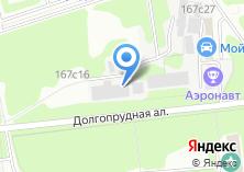 Компания «Дарьин» на карте