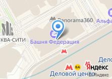 Компания «Сетекс» на карте
