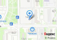 Компания «Арбитражный управляющий Осипова Галина Юрьевна» на карте