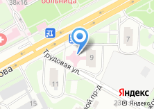 Компания «Sportneed.ru» на карте