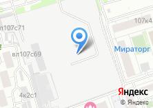 Компания «Гамма света» на карте
