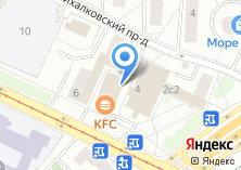 Компания «Магазин дисков на Михалковской» на карте
