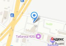 Компания «Альянс сервисный центр» на карте