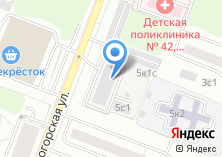 Компания «МЕТРО-ТЕЛЕКОМ» на карте