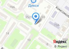 Компания «Палигор» на карте