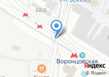 Компания «Мастерская по ремонту одежды и обуви на Старокалужском шоссе» на карте