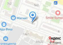 Компания «Студия массажа для лица» на карте