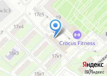Компания «Ваше здоровье» на карте