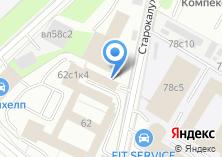 Компания «SBС Center» на карте