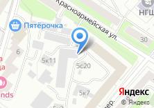 Компания «Электронинвест» на карте