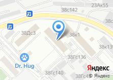 Компания «Инспекция государственного архитектурно-строительного надзора Министерства обороны РФ» на карте