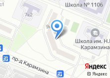 Компания «ЗаконоведЪ» на карте