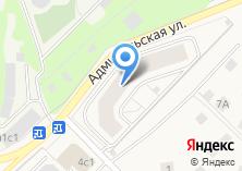 Компания «Строящийся жилой дом по ул. Адмиральская (Грибки)» на карте
