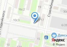 Компания «Магазин цветов на ул. Литвина-Седого» на карте