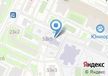 Компания «Детский сад №2483» на карте