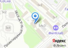 Компания «Центркварц ФГУП» на карте